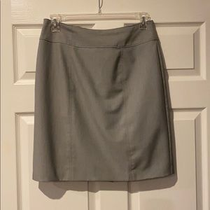 Grey Skirt size 12
